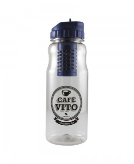 Bottle with filter - 500ml