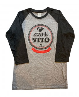 Raglan baseball shirt