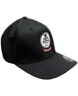 Baseball Cap - Flexfit - Black