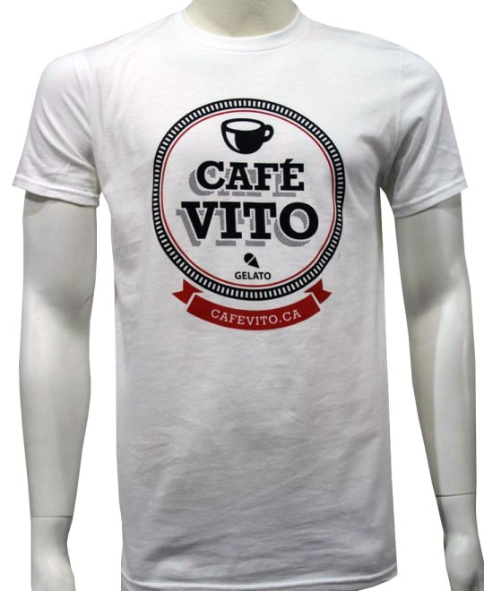 T-Shirt - Short Sleeves - White