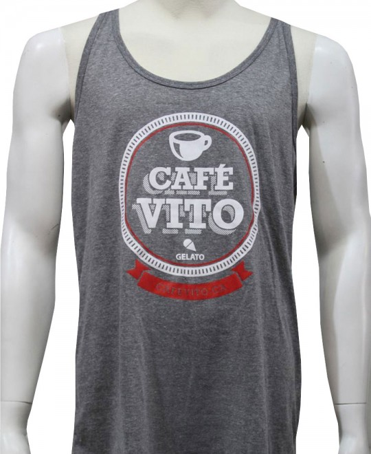 Tank Top - Grey - Small